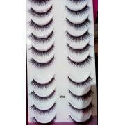 HELLO KITTY EYELASH KT13 (10PAIRS PER BOX)