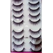 HELLO KITTY EYELASH KT14 (10PAIRS PER BOX)