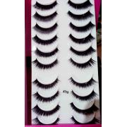 HELLO KITTY EYELASH KT19 (10PAIRS PER BOX)